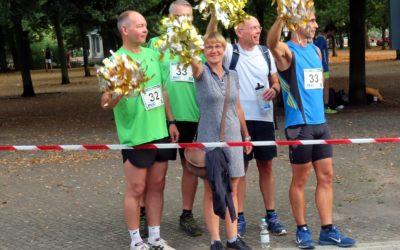 1. virtuelle Potsdamer AOK-Halbmarathonstaffel vom 26.10. – 31.10.20